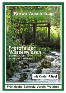 Kerwa-Ausstellung: Pretzfelder Wässerwiesen